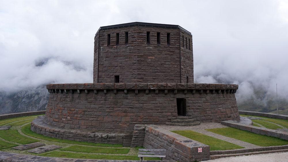 Kriegsgräberstätte Pordoi