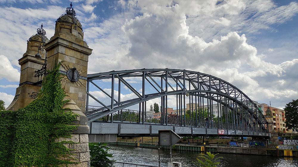 Spree-Brücke Berlin