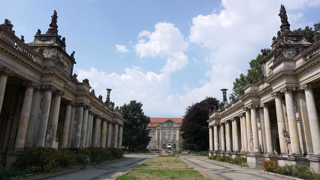 Kleistpark, Heinrich-von-Kleist-Park