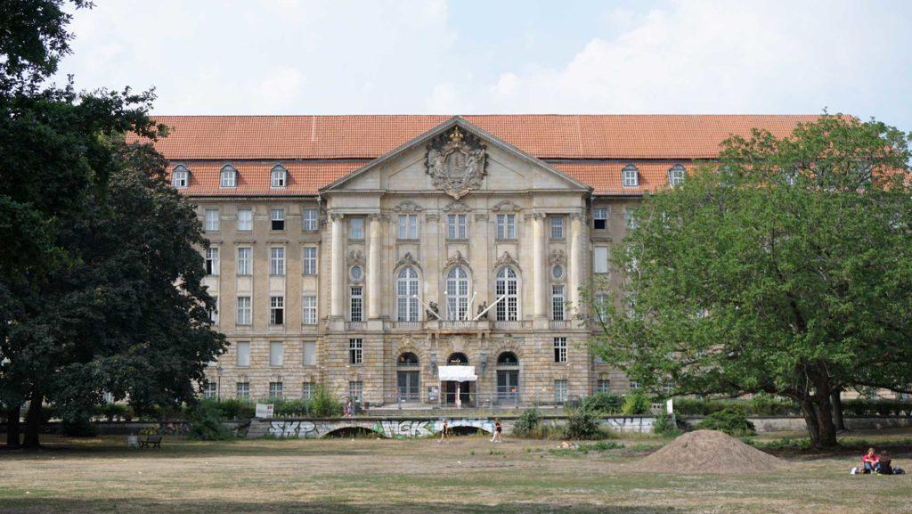Kammergericht Kleistpark