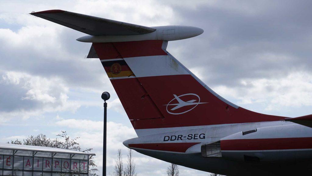 "Iljuschin IL-62 ""Lady Agnes"" - Stölln Rhinow"