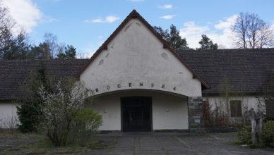 Landsitz von Gobbels, auch bekannt als Villa Goebbels