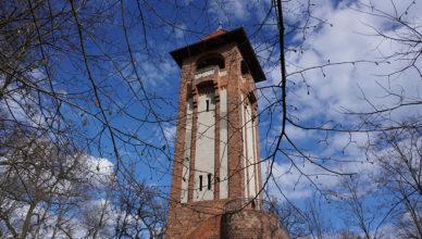 Der Kaiser-Friedrich-Turm in Biesenthal