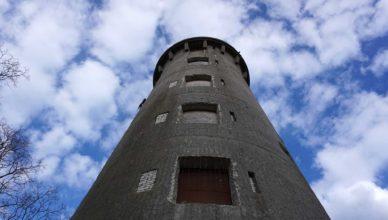 Radarturm Wessow