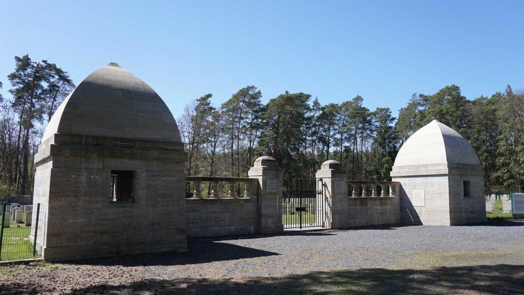 Südwestkirchhof Stahnsdorf Berlin South Western Cemetery