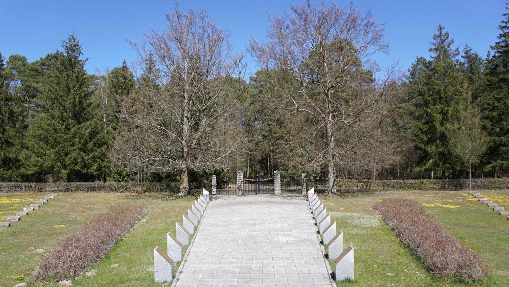 Südwestkirchhof Stahnsdorf Italienischer Soldatenfriedhofv