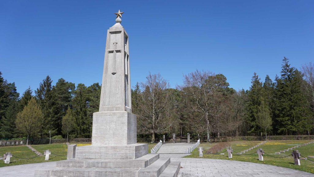Südwestkirchhof Stahnsdorf Italienischer Soldatenfriedhof