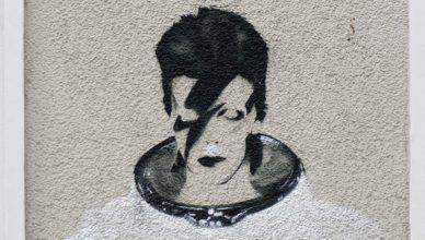 David Bowie Berlin-Schöneberg Hauptstraße