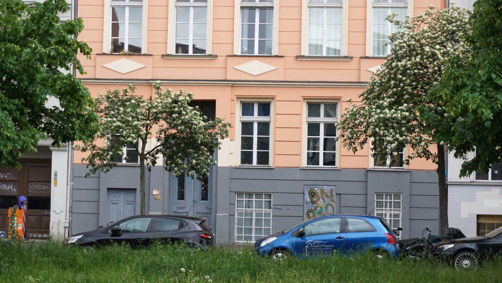 Aggro Berlin Büro Berlin Goebenstraße