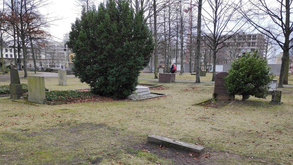 Invalidenfriedhof in Berlin