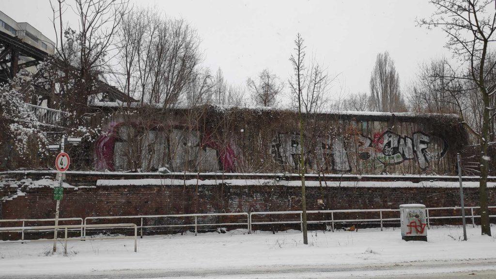 Friedhof Liesenstraße Berlin Berliner Mauer DDR