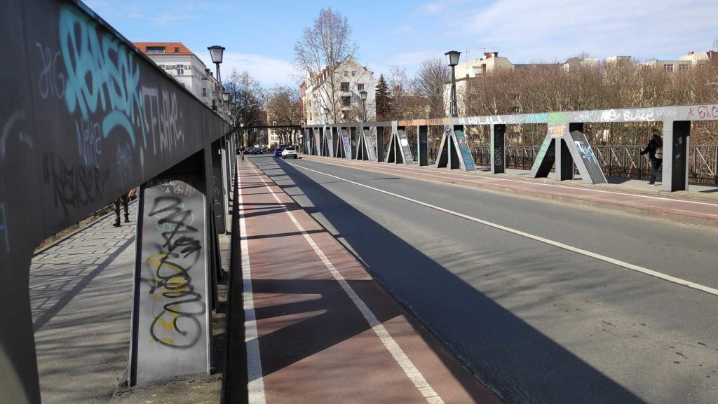Langenscheidtbrücke in Berlin-Schöneberg