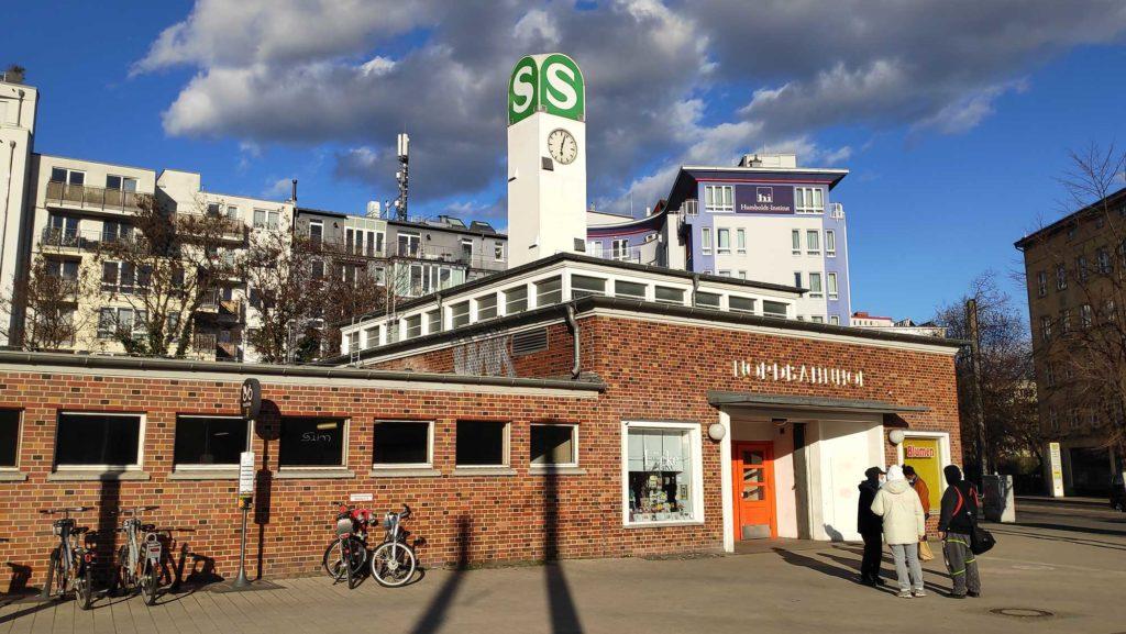 Stettiner Bahnhof Berlin Nordbahnhof