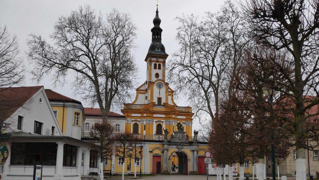 Kloster- und Wallfahrtskirche Kloster Neuzelle