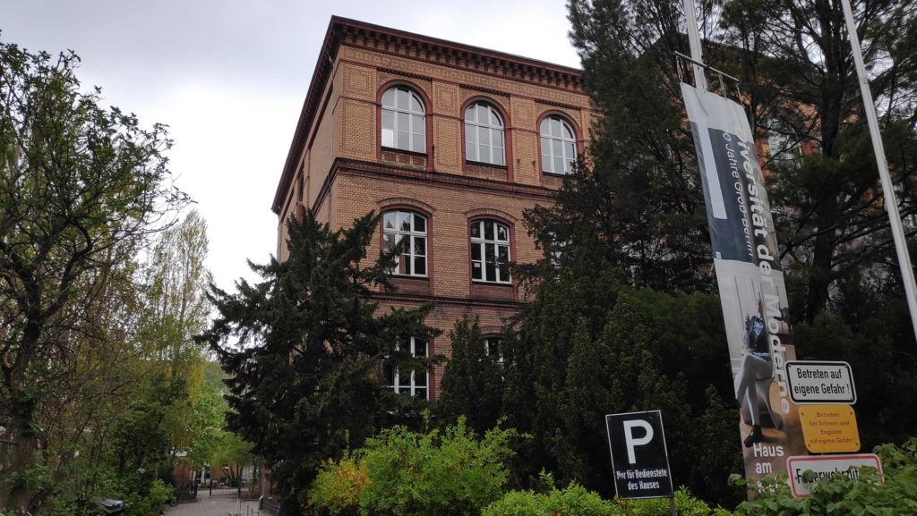 Botanischer Garten, Museumsgebäude, Kleistpark