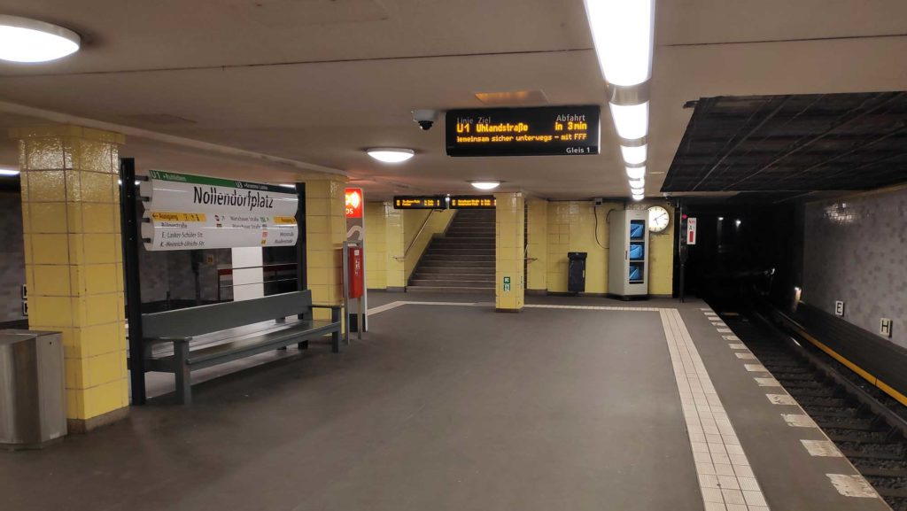 Nollendorfplatz Berlin Schöneberg