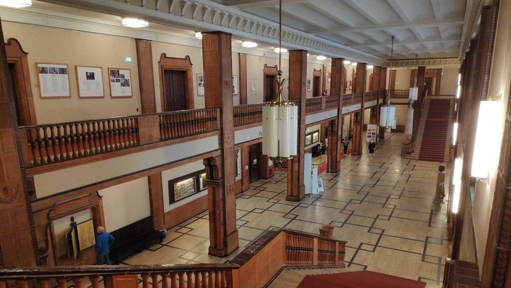 Rathaus Schöneberg Kennedy Babylon Berlin