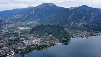 Monte Brione Festung Riva del Garda Gardasee